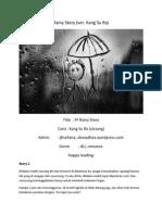 Rainy Story (Ver. Kang Su Ra)