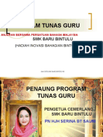 Program Tunas Guru(Mesyuarat Jkkn Bil22008)