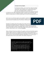 Particionamento e Formatação Do Disco Rígido
