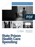 State Prison Healthcare Spending Report