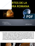 Aportes de La Cultura Romana