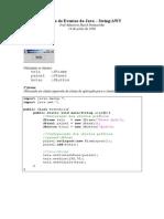Modelo de Eventos Do Java