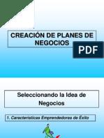 Creacion Empresas Presentac i y II Unidad