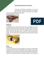 Instrumentos Regionales de Guatemala