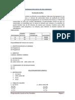 Programacin Lineal en Dos Variables
