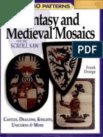 Fantasy and Medieval Mosaics