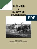 Formacion Del Caliche Humberstone