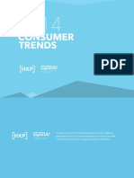 Consumer Trends 2014 Ss