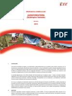 03propuesta Curricular Agroforestal