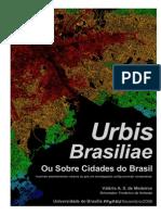 Urbis Brasiliae, Ou Sobre Cidades Do Brasil_Valério Araujo Soares Medeiros