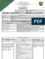 Formatos Para La Planeacion 1 Proyecto