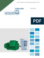 WEG Motores de Induccion Alimentados Por Convertidores de Velocidad Pwm 029 Articulo Tecnico Espanol