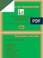 Presentación Sistemas de Transmisión 13vo Encuentro