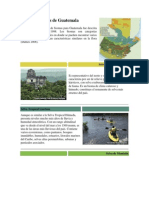 Los Siete Biomas de Guatemala