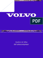 Curso Analisis Falla Turbocompresor Volvo