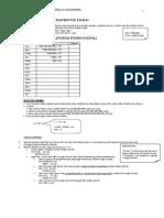 Piawai, Indeks And Log