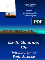 Chapter 1_Lecture - Introduction to Earth Science