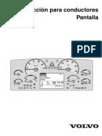05-Instrucción para conductores, Pantalla