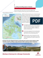 Kiggavik DoubleSided Factsheet March2012 Sm