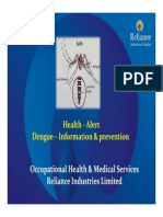 Dengue-Information Prevention