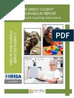 Senior Health Report 2014