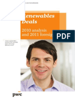 Renewables Deals 2010 Final