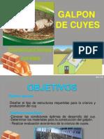 Galpon de Cuyes - Trabajo Final