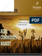 Agri-Market-Analysis-By-Theequicom-For-Today-09-July-2014