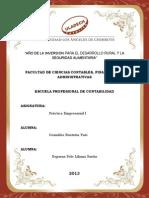 Practica Empresarial i
