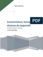 Jaspersoft análisis