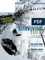 Powderlife Magazine Issue no.1