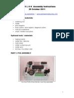 DOTKLOK Assembly Instructions v0-4