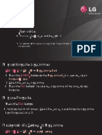 LG 42LS4600 User Guide