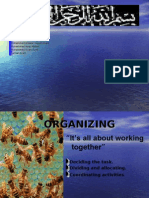 Basic Elements of Organization