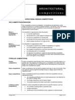 Guidelinesguidelines-for-architectural-design-competitions for Architectural Design Competitions