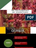 Mazamorra de Quinua (2)