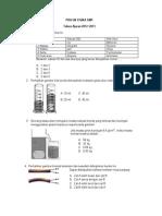 Soal Pra UN Fisika SMP (Print Hal 1-4)