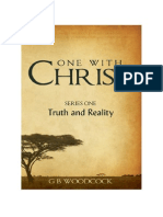 One With Christ (Series #1)