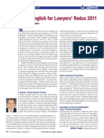 AJD 2001 April FTD - Writing to Win - Plain English for Lawyer_ Redux 2011[1]