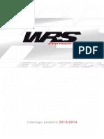 Listino WRS 10 2013 Pubblico