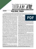 Kohhran Aw