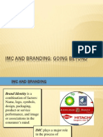 Presentation Topic1 Branding and Promotion