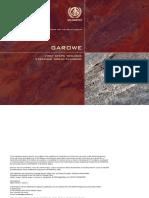 Garowe - First Steps Towards Strategic Urban Planning
