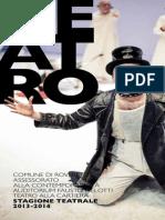 Teatrale Rovereto 2013-14