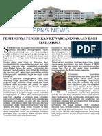 PENTINGNYA PENDIDIKAN KEWARGANEGARAAN BAGI MAHASISWA fix.doc