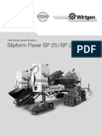 slipform pawers
