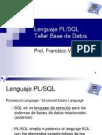 Lenguaje PLSQL (ppt)