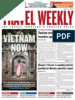 Travel Weekly Magazine Journalist Mark Edward Harris calls La Residence Hotel & Spa 'a world-class property' in Hue