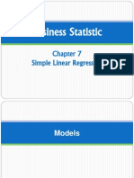 Ch 6. Simple Regression