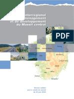Schema Massif Central 2006